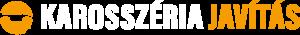 Karosszéria lakatos logo header